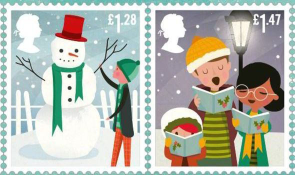 royal mail royal mail christmas stamps christmas stamps christmas stamp collection royal - Christmas Stamp