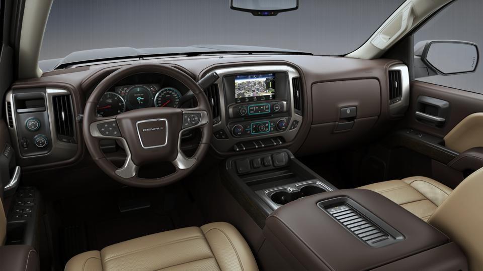 2017 Gmc Sierra 1500 Interior Image 4