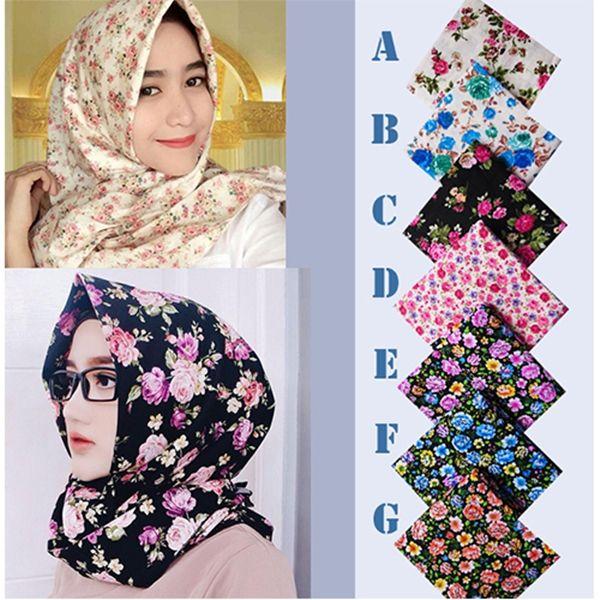Motif Shabby Chic Ukuran 115 X 115 Cm Hijab Pashmina Segiempat Shabby Chic Model Terbaru Bahan Katun Adem Dan Tidak Kaku Keterangan Wa Kerudung Hijab Model