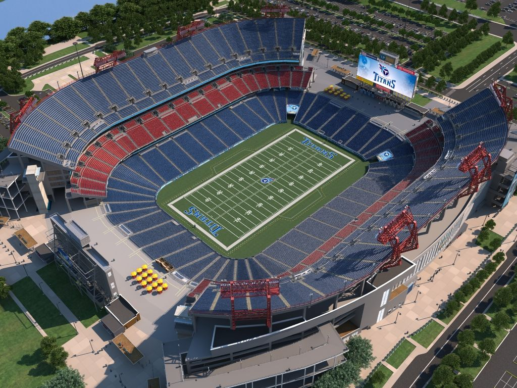 Tennessee Titans Virtual Venue Powered By Iomedia Tennessee