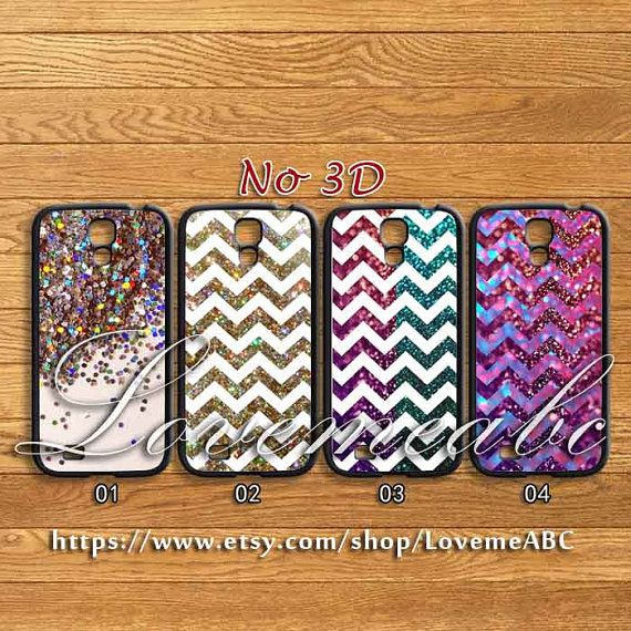 samsung galaxy S4 mini caseSequinssamsung galaxy note by LovemeABC, $14.89