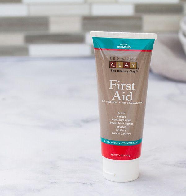 Redmond Clay First Aid (4 oz.)