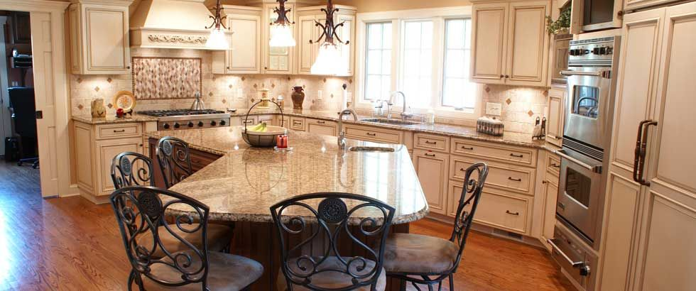 Kitchen Remodeling in Monmouth County, NJ - traditional - kitchen ...
