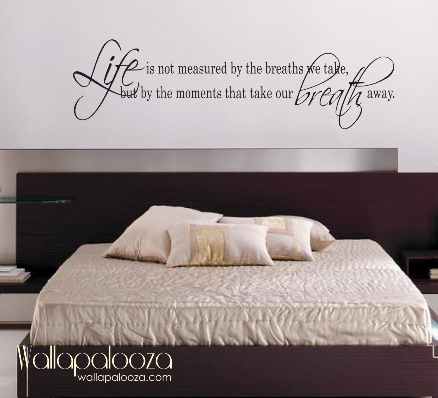 Bedroom wall quote stickers todosobreelamorfo bedroom wall quote stickers decal for bedroom walls bedroom design amipublicfo Image collections
