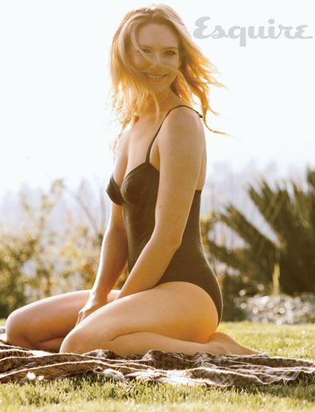 Olivia dunham nake