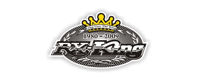 Rx King Logo By London Jacobi Seni Desain