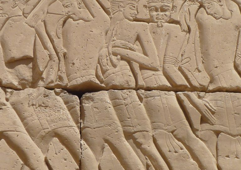 Roving Sea Peoples may have settled Transjordan