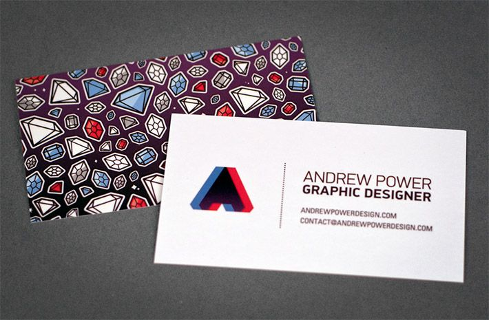 Creative business cards andrew power business card design creative business cards andrew power business card design graphic colourmoves