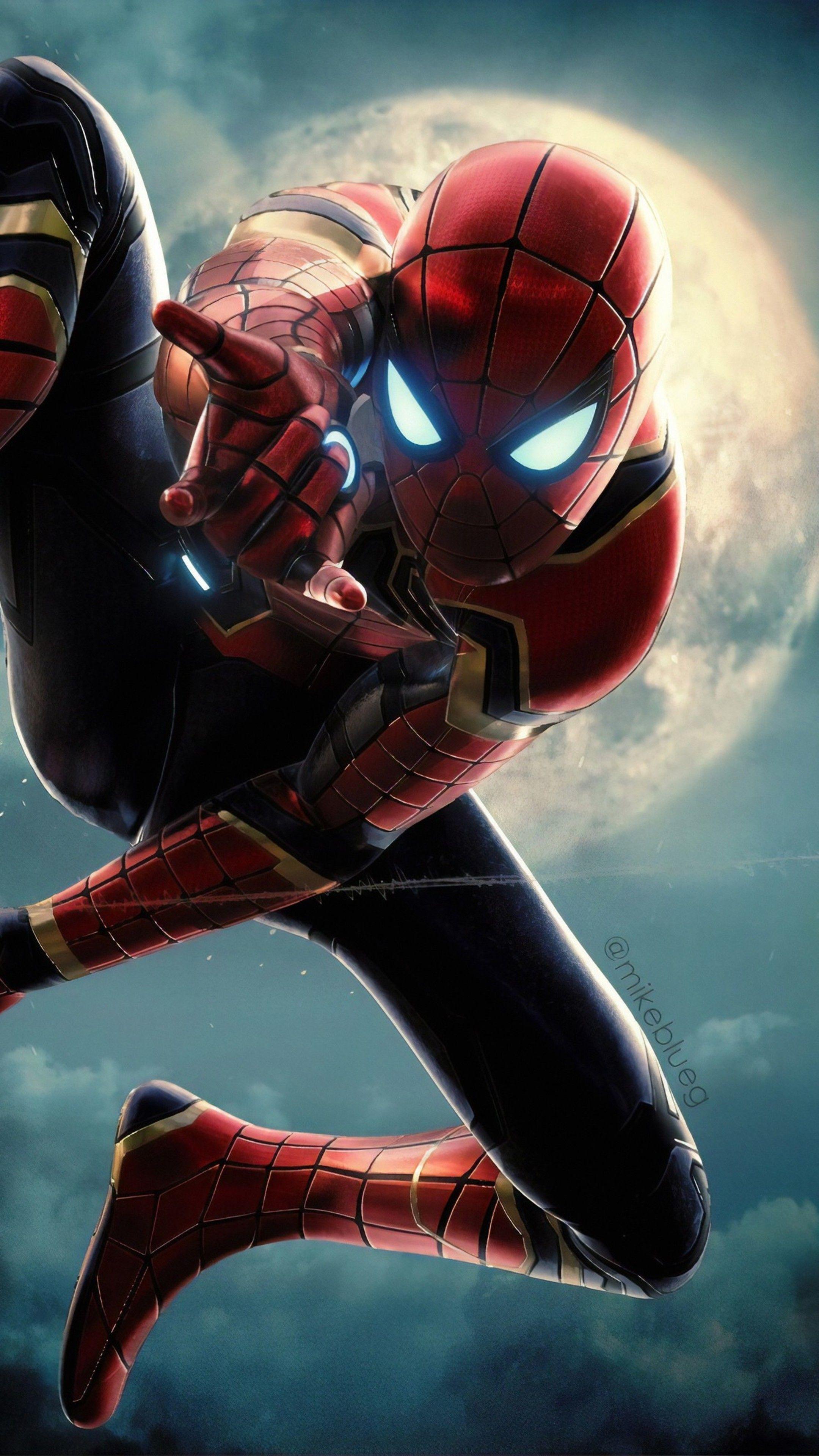 Spiderman 4k Newartwork In 2160x3840 Resolution Marvel Spiderman Art Spiderman Artwork Marvel Superheroes Art