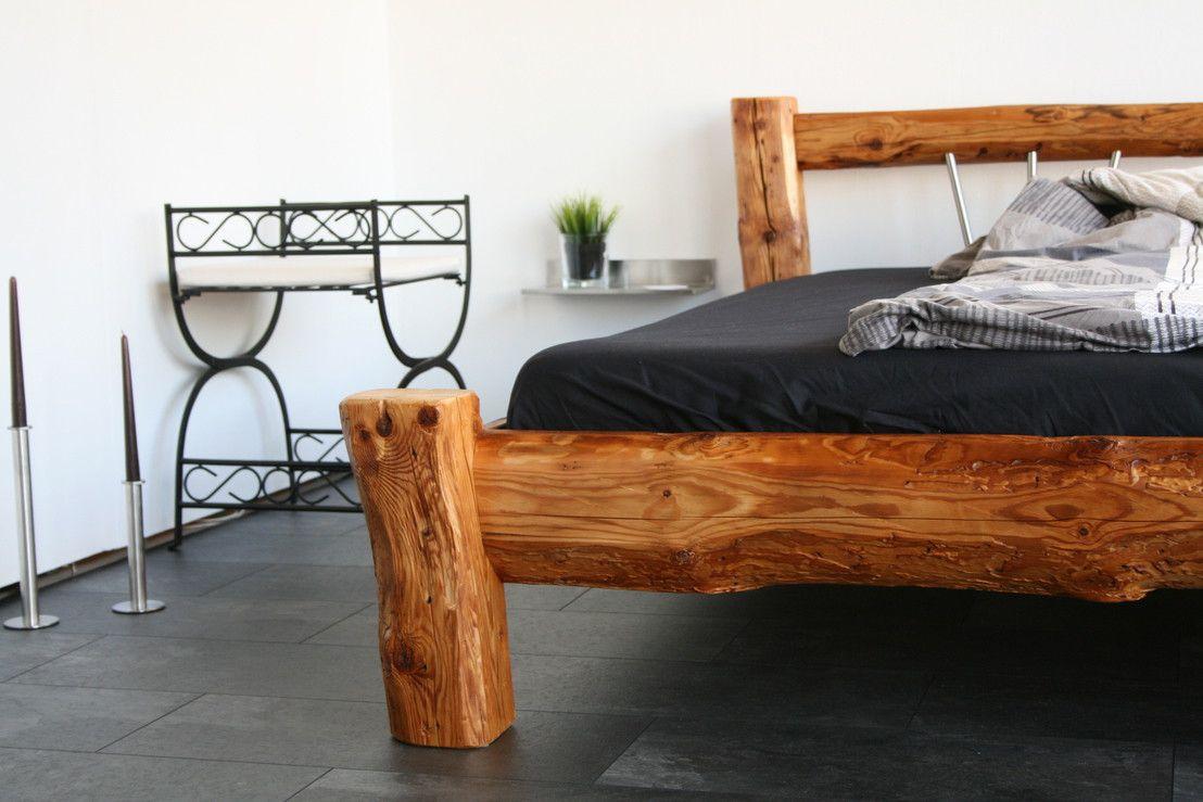 #holz Bett #schlafzimmer #schwarzwald #matratze