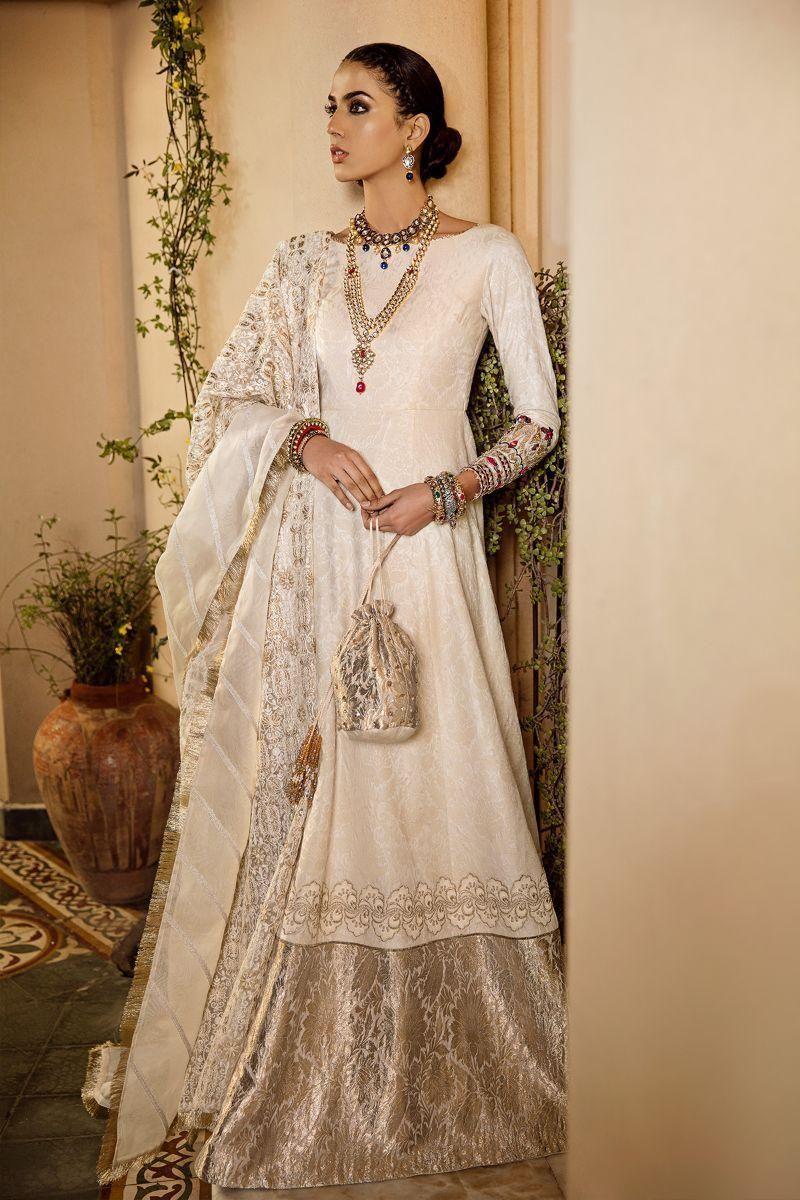 12 Bridal and Wedding Dresses by Pakistani Designer Ammara