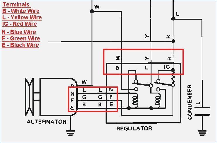 Hilux Alternator Wiring Diagram