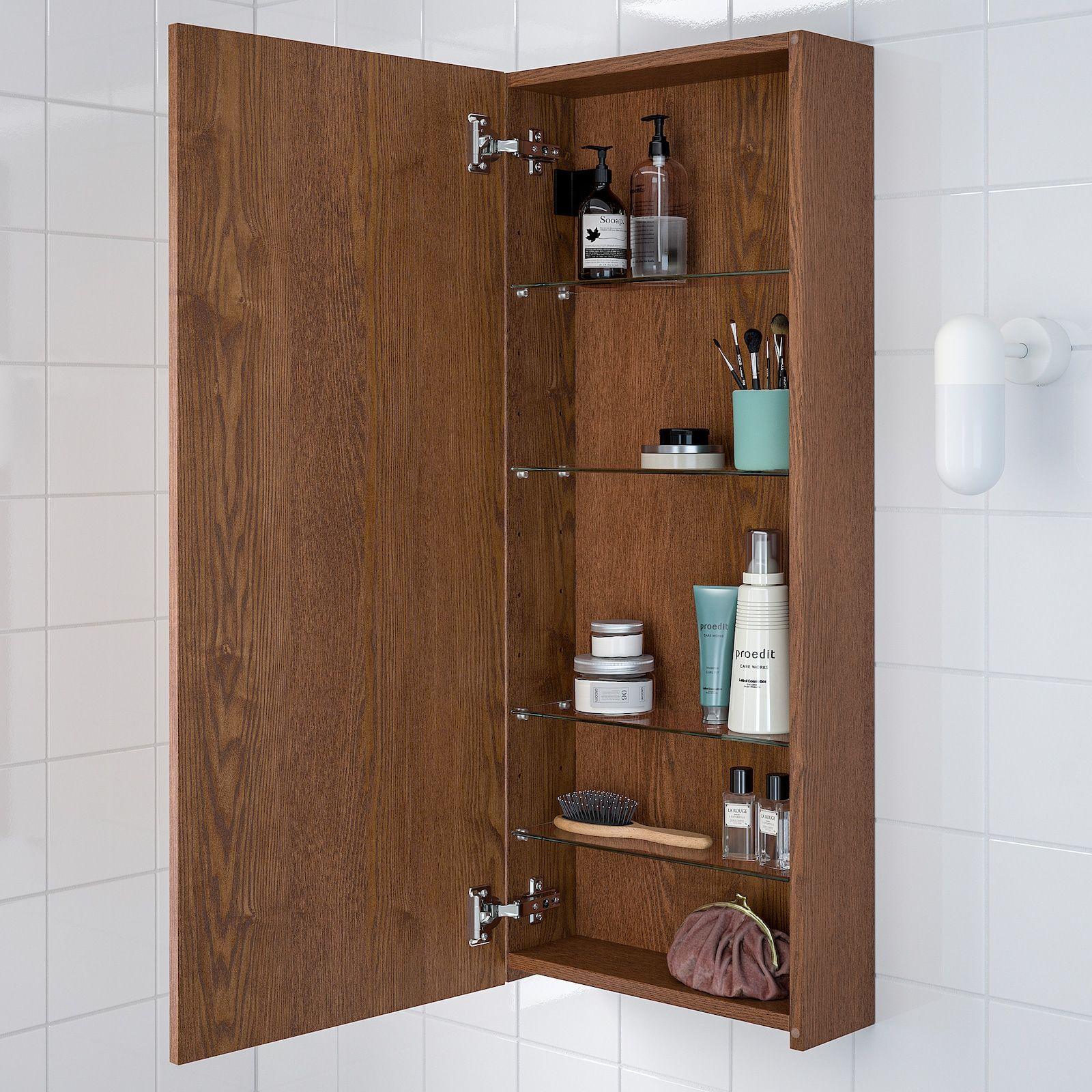 43++ Wall mounted bathroom cabinet brown custom