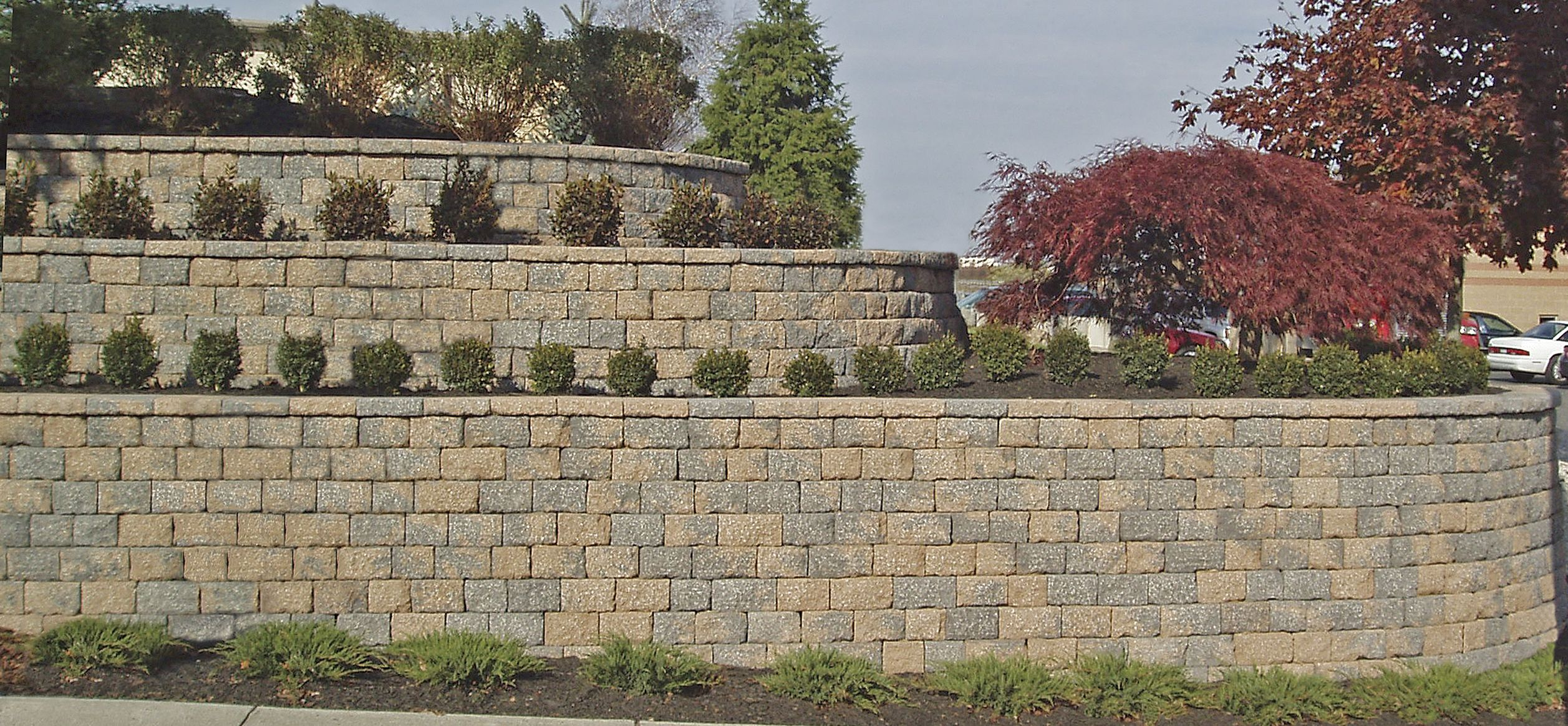 Retaining Wall Interlocking Blocks Retaining Wall Interlocking Blocks Retaining Wall Cinder Block Walls Retaining Wall Design