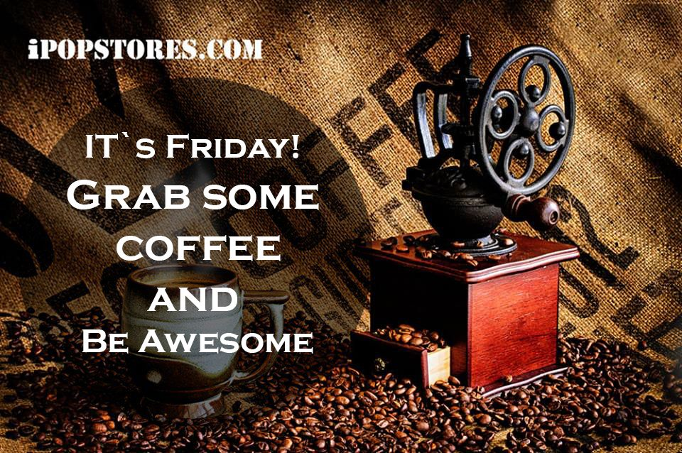 #friday #goodmorning #coffee #coffeelove #coffeelovers #coffeeshop #coffeebreak #coffeebeans #coffeebags #coffeebrewer #coffeemaker #coffeemug #coffeefriday #coffeemachines #coffeemania #morning #morningcoffee #morningmotivation #morninginspiration #food #foodfinds #foodfinder #delicious #quotes #fridayquotes #change #ipopstores