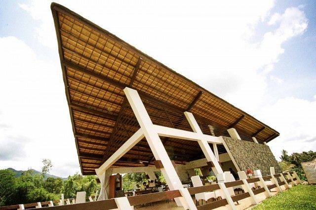 Buensalido Architects Terraza De Barako Hacienda San