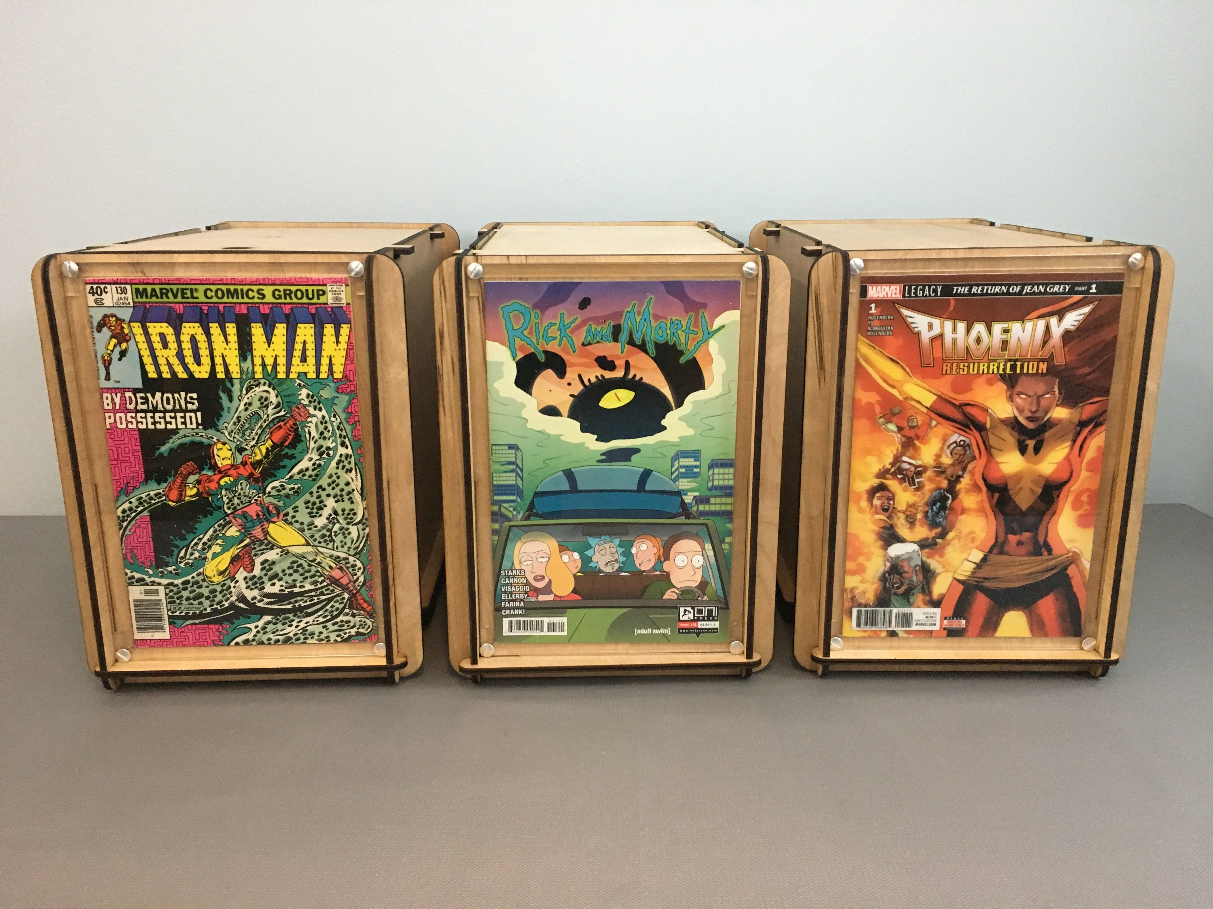 Image Result For Comic Book Store Long Boxes