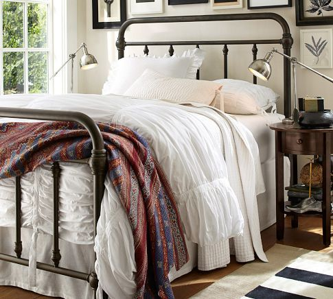 Coleman Metal Bed Home Home Bedroom Home Decor