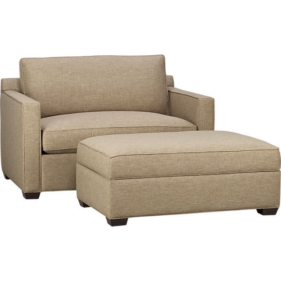 Comfy Sleeper Sofa: Big Comfy Chair That Folds Out Into A Twin Bed Davis Twin