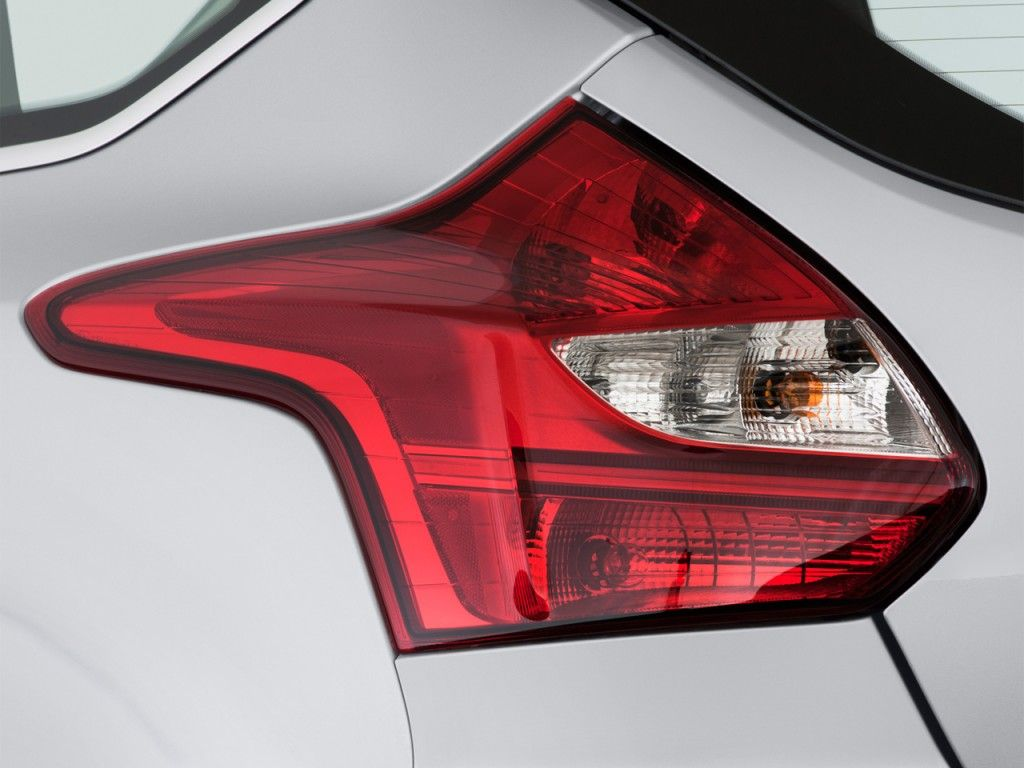 2017 Ford Focus Tail Light