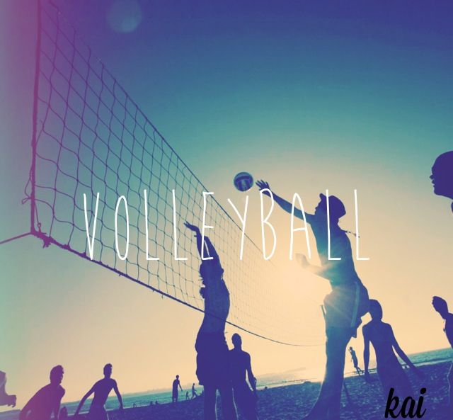 Make A Lot Of Friends Along The Way And You Have Fun While It S Time For You In Volleyball Fond D Ecran Volley Ball Photos De Volleyball Beach Volley