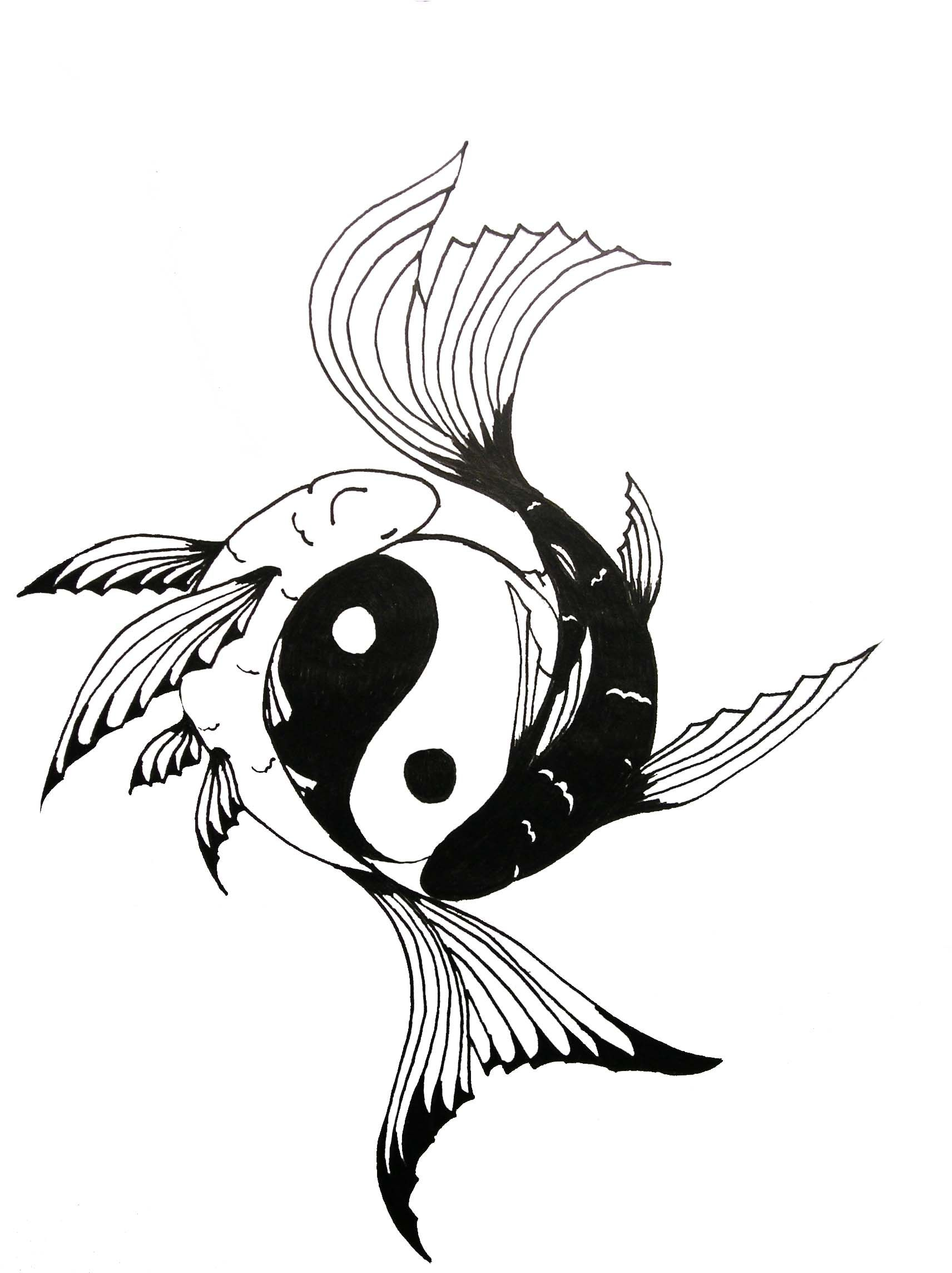 Yin Yang Tattoo By Darkmoon17 Deviantart Com On Deviantart Ying Yang