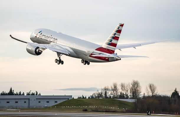 American Airlines Boeing 787 Routes List Boeing 787