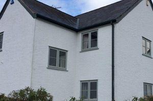 image result for bay window ral 7038 fensterl den pinterest maisons. Black Bedroom Furniture Sets. Home Design Ideas