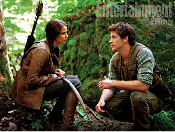 Hunger Games Movie- Gale