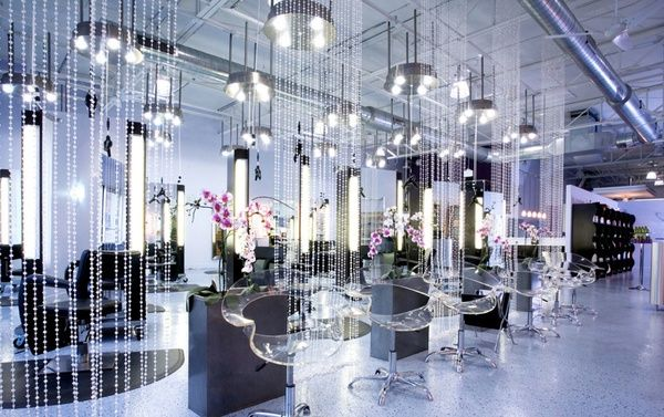Of Course Indoor Salon For The Girls Salon Decor Ideas Salons