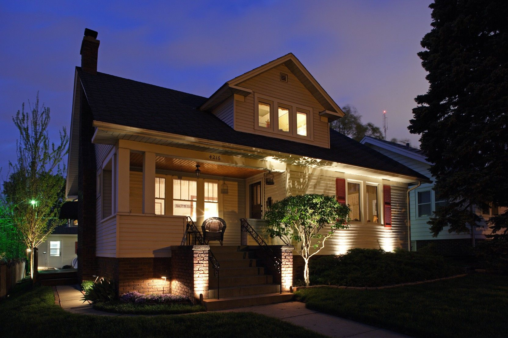 custom landscape lighting ideas. McKay Lighting Offers Custom Designed Landscape Systems For Homes And Businesses In Omaha, Lincoln, Nebraska Des Moines, Iowa. Ideas