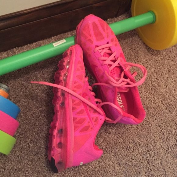Nike Air Max FitSole 2; US Women's size 6.5 Be pretty in