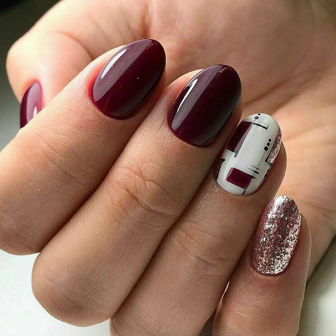 2019 year looks- Nail latest colors in fashion