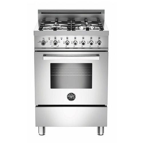 Bertazzoni 24 Free Standing Gas Range Stainless Steel Pcrichard Com Pro244gasx Gas Oven Gas Range Steam Oven