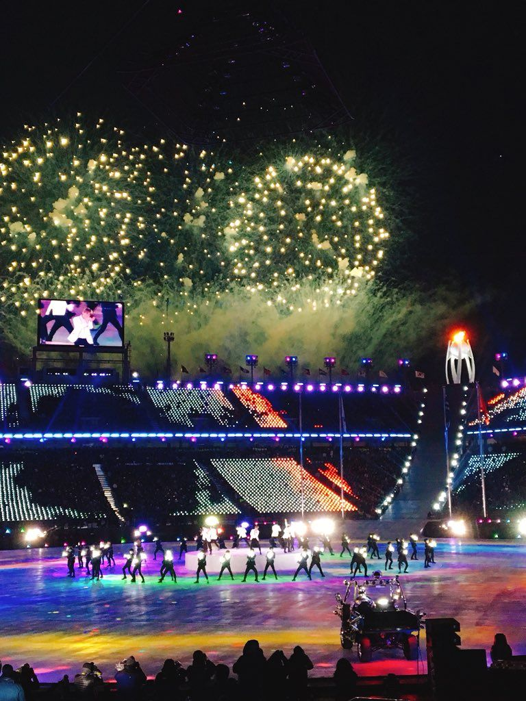 올림픽 on Twitter