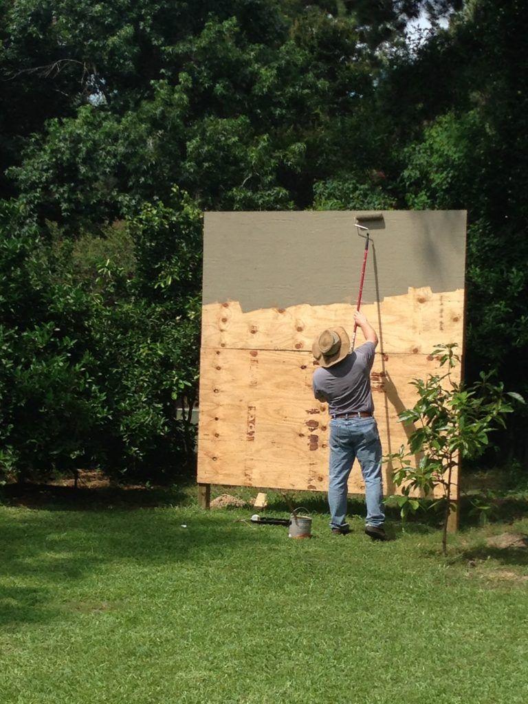 Building Your Suburban Outdoor Archery Range Surviving Prepper Archery Range Outdoor Shooting Range Diy Archery Target Diy backyard archery range