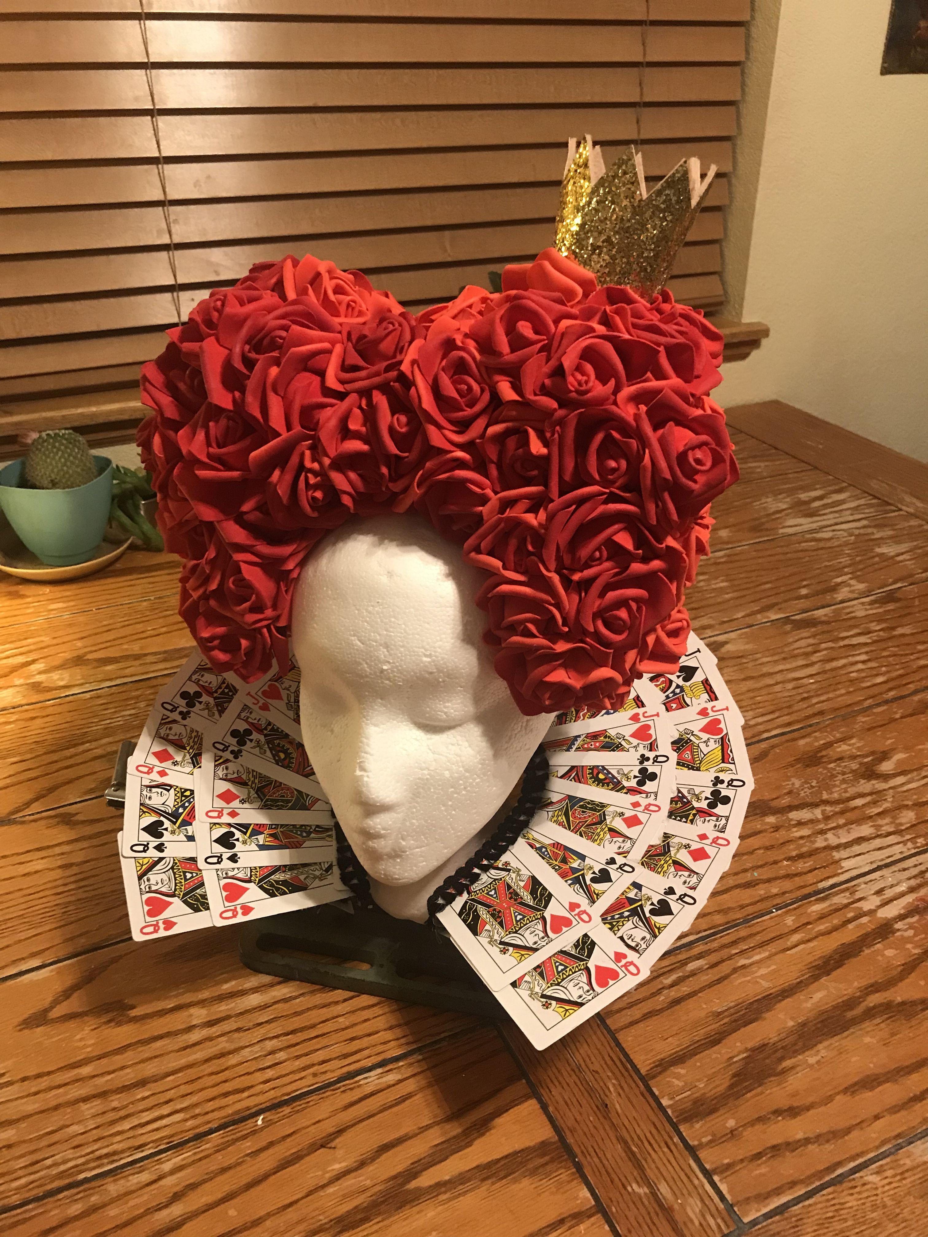 Queen Of Hearts Alice In Wonderland Wonderland Costumes Red Queen Costume