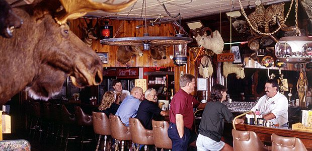 Ole S Big Game Steakhouse Lounge Western Nebraska North Platte Old Western Movies