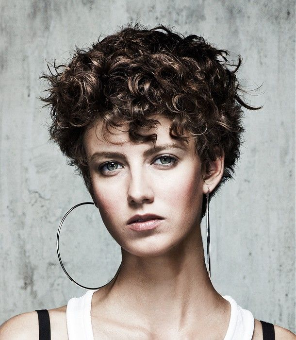 50 Short Curly Hairstyles To Look Amazing   Curly hairstyles ...