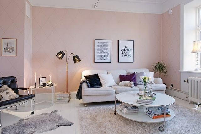 Farbideen Für Den Perfekten Hintergrund Wände In Pastelltönen Streichen