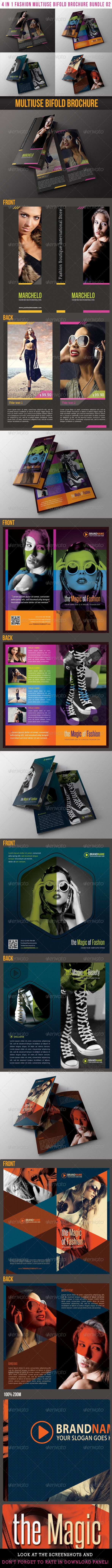A clean, crisp, high impact, multiuse PSD brochure Template Layouts, perfect for advertisement, presentation or product promotion!