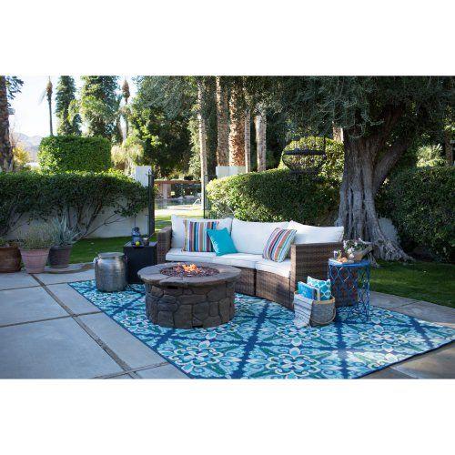 Oriental Weavers Meridian 2206B Indoor/Outdoor Area Rug