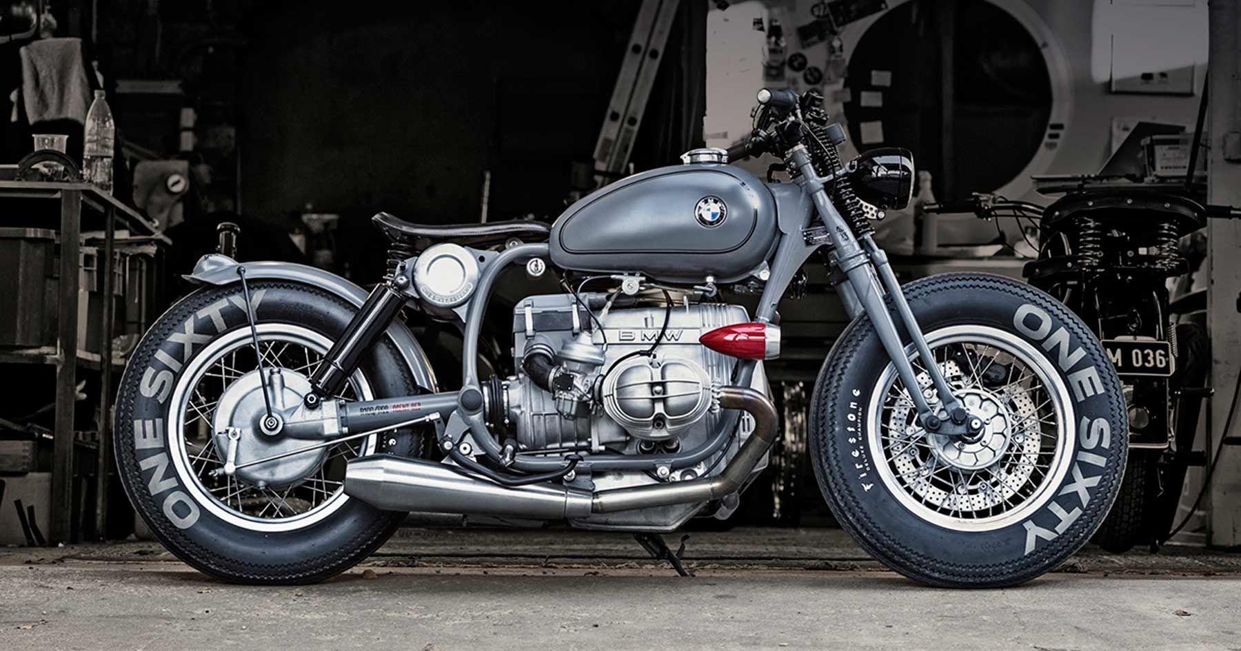 Fahrenheit 160 Renard S Smokin Bmw Bobber Bobber Motorcycle