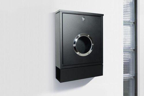 Letterman V Briefkasten radius design letterman mini schwarz decorations for your home