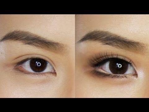 How To Make Eyes Look Bigger In 5 Minutes Big Eyes Makeup Asian Eye Makeup Under Eye Makeup