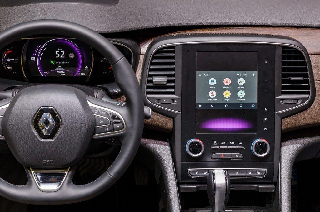Déclaration de dangers sur Waze R-Link 2 | interiorMotive | Android