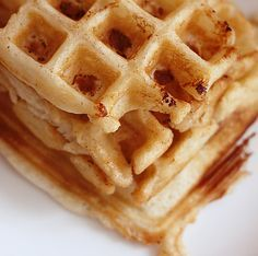 The Nesting Project Buttermilk Waffles With No Eggs For Those Mornings When I Realize I Am Out With Images Egg Waffle Recipe Buttermilk Waffles Eggless Waffle Recipe