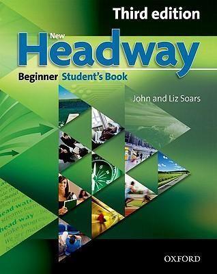 beginner book headway cd students new