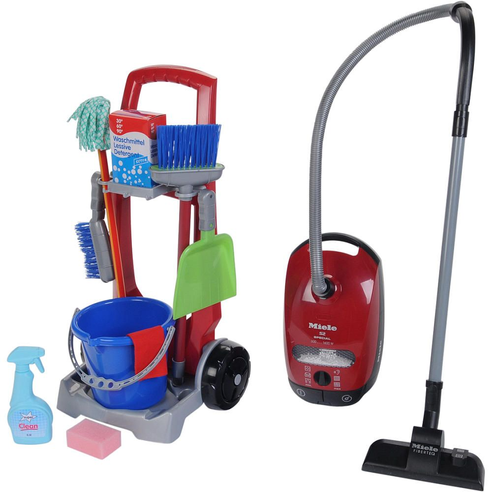 Toy Cleaning Trolley Miele Vacuum Combo Toys Quot R Quot Us For