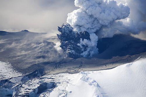 Eyjafjallajökull 17.04.2010